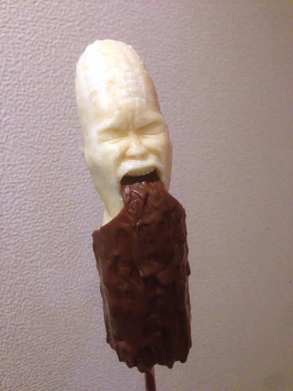 18チョコバナナ